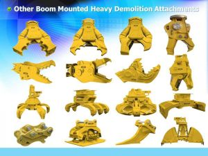 Other Boom Mounted Heavy Demolition