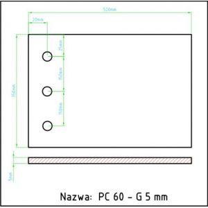 PC60 g5mm